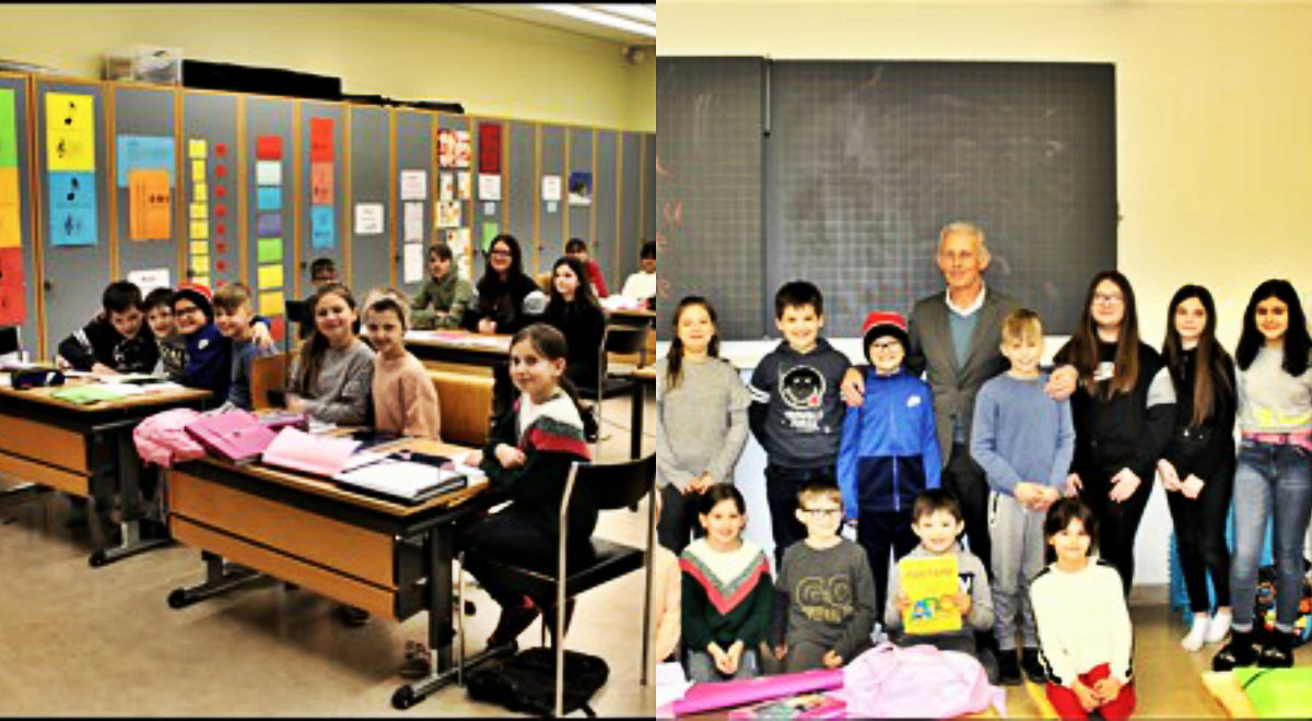 Hapet shkolla shqipe edhe në qytetin Schaffhausen - Albinfo